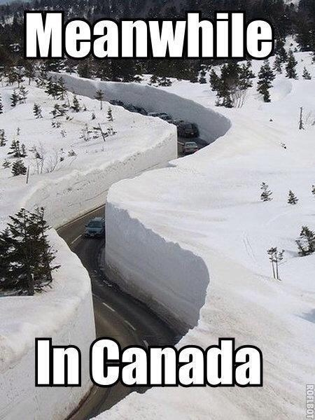 Snow brings UK to a halt….