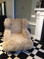 Mammoth chair