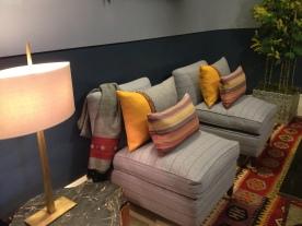 The snug by Arabella McNie (curator of wool house)