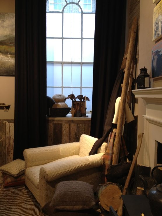 Natural room by Josephine Ryan. My favourite.